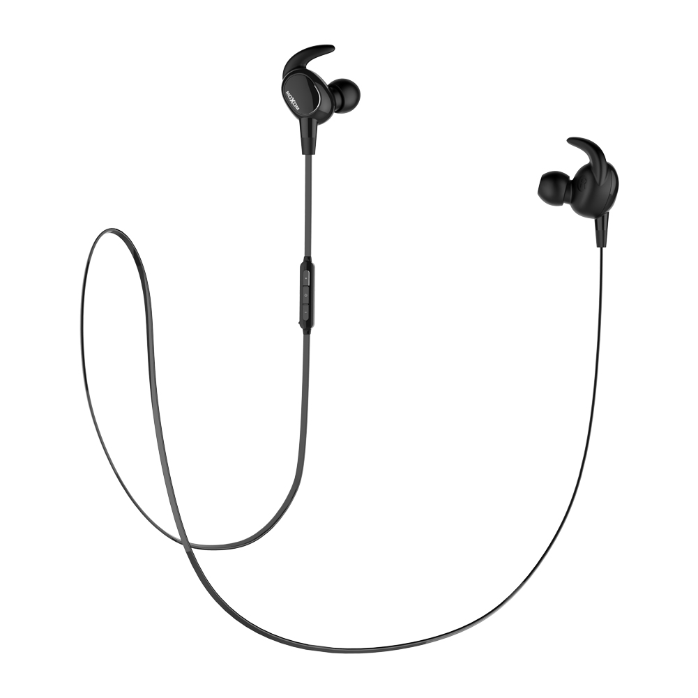 Noise Cancelling Stereo In-ear Bluetooth Sport Magnetic Earphone V4.1
