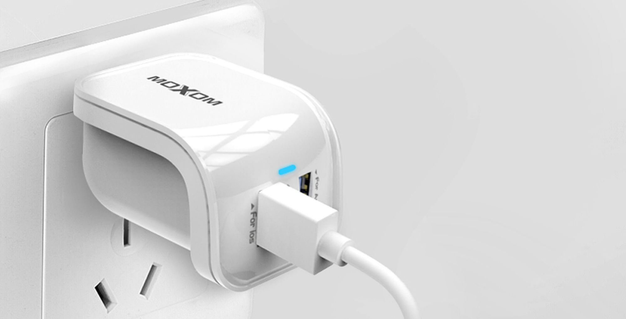 2.4A USB Fast Charger