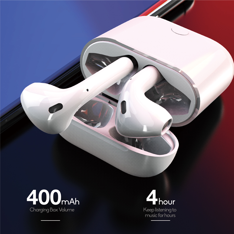 Headset Bluetooth Wireless Earbuds WTS Earphones Headset